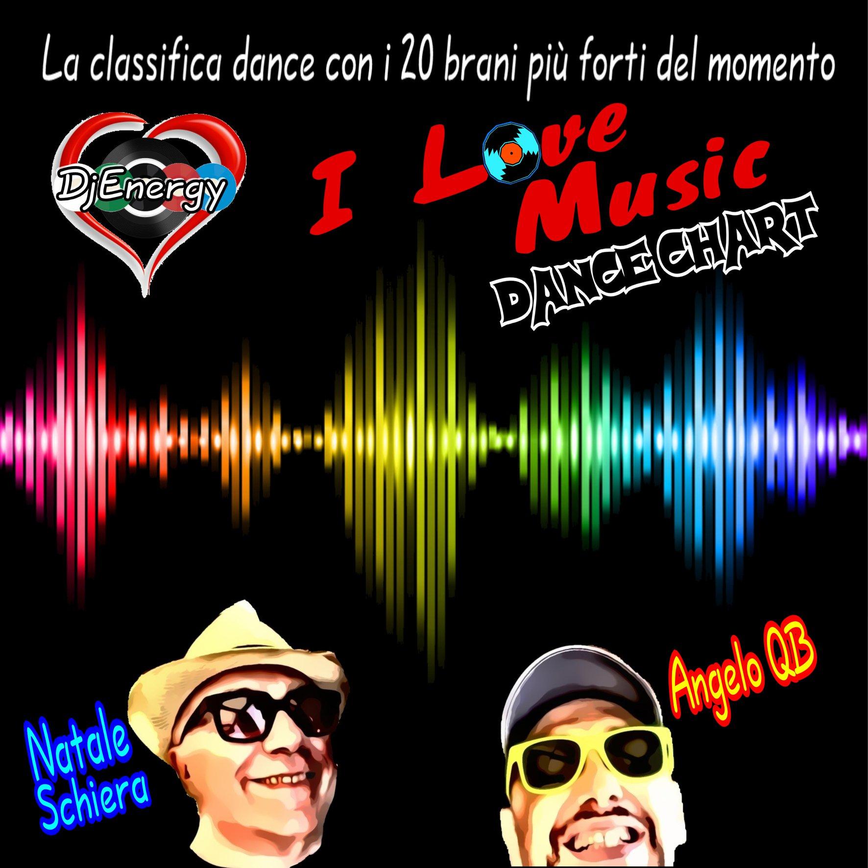 I Love Music Dance Chart